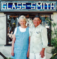 Our founders Kathleen and Arnie