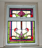 Leaded Window Repair