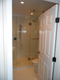 Glass Shower Door 1 of 3