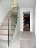 Glass Stair Railing 1